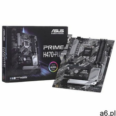 Asus Płyta główna PRIME H470-PLUS s1200 4DDR4 DP/HDMI USB3.2 ATX, 1_733468