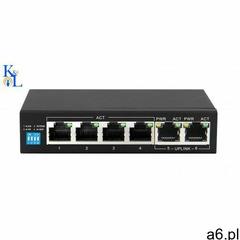 K&l 406ai poe cctv na 250m - ogłoszenia A6.pl