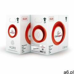Gembird Kabel FTP KAT 5e linka AWG24 100m szary (8716309078634) - ogłoszenia A6.pl