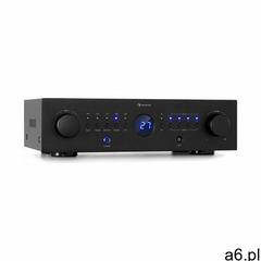 Auna amp-cd950 dg, wielokanałowy wzmacniacz cyfrowy, 8x100w bt, opt-in, pilot - ogłoszenia A6.pl