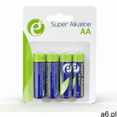 Bateria alkaliczna energenie eg-ba-aa4-01 lr6 1,5v (4 szt.) marki Gembird - ogłoszenia A6.pl