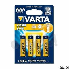 Varta aaa longlife (4szt) (4008496525096) - ogłoszenia A6.pl