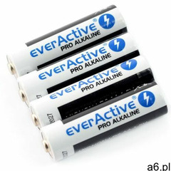 Everactive Baterie alkaliczne aa/lr6 pro alkaline 4 sztuki - ogłoszenia A6.pl