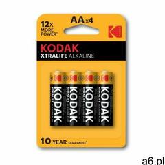 KODAK BATERIE ALKALICZNE XTRALIFE ALK.LR6 BLISTER - 30952027- Zamów do 16:00, wysyłka kurierem tego  - ogłoszenia A6.pl