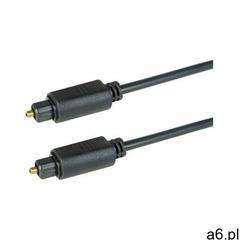 Kabel optyczny Toslink - Toslink GOTZE & JENSEN 0.75 m, OC075K-T/T - ogłoszenia A6.pl