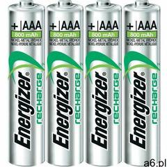 4 x akumulatorki r03/aaa ni-mh 800mah extreme marki Energizer - ogłoszenia A6.pl