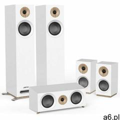 Zestaw głośników JAMO S-805 HCS Biały, S-805 HCS BIAŁY - ogłoszenia A6.pl