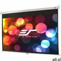 """Elite screens ekran projekcyjny 187 × 332 cm, 150"""", 16:9 (m150xwh2) - ogłoszenia A6.pl"""