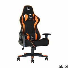 Gembird Fotel scorpion gc-scorpion-04 czarno-pomarańczowy - ogłoszenia A6.pl
