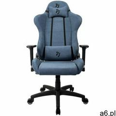 Arozzi fotel torretta soft fabric, niebieski (torretta-sfb-ash) - ogłoszenia A6.pl