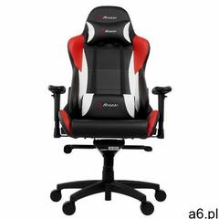 Arozzi fotel Verona PRO V2, czarny/czerwony (VERONA-PRO-V2-RD) - ogłoszenia A6.pl