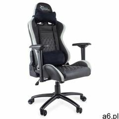 Webhiddenbrand krzesło gamingowe white shark nitro gt - ogłoszenia A6.pl