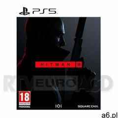 Hitman 3 (PS5) - ogłoszenia A6.pl