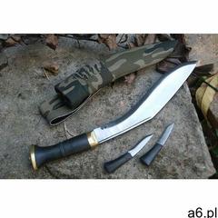 Nóż Gurkhów khukri taktyczny NKH-GACI-09 - ogłoszenia A6.pl
