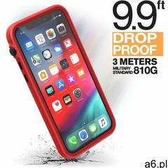 impact protection pancerne etui iphone 11 pro (red/black) marki Catalyst - ogłoszenia A6.pl