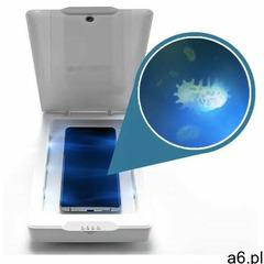 Zagg invisibleshield uv sanitizer lampa uv do dezynfekcji urządzeń mobilnych - ogłoszenia A6.pl