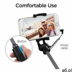 Spigen Selfie stick sgp uchwyt kijek do zdjęć velo s530 black - ogłoszenia A6.pl