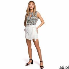 Moe M515 spódnico-spodnie szorty - ecru - ogłoszenia A6.pl