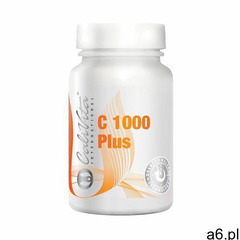 Tabletki Calivita C 1000 Plus 100 tabletek Mega dawka naturalnej witaminy C, dzika róża - ogłoszenia A6.pl