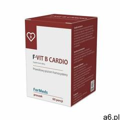 F VIT B Cardio 60porcji, proszek (5902768866414) - ogłoszenia A6.pl