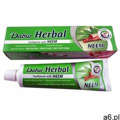 Dabur Herbal NEEM pasta do zębów z neem 100 ml (5022496101325) - ogłoszenia A6.pl