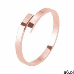 Pierścionek obrączka rose gold stal chirurgiczna marki Miss glow - ogłoszenia A6.pl