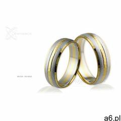 Obrączki ślubne - wzór Au-602 - ogłoszenia A6.pl