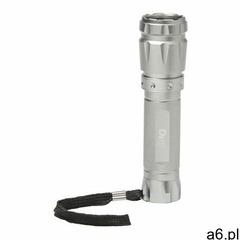 Latarka LED Diall aluminium 100 l 3 x AAA (3663602901730) - ogłoszenia A6.pl