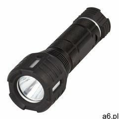 Latarka LED Diall guma/aluminium 225 lm 3 x AAA, GSKF009 - ogłoszenia A6.pl
