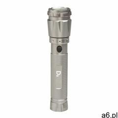 Latarka LED Diall aluminium 150 l 2 x C - ogłoszenia A6.pl