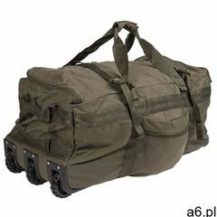Torba taktyczna MiL-Tec, Torba z szelkami na kółkach, plecak z kółkami, 110L, olive (4046872345944) - ogłoszenia A6.pl