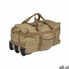 Torba taktyczna MiL-Tec, Torba z szelkami na kółkach, plecak z kółkami, 110L, coyote - ogłoszenia A6.pl