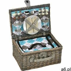 CILIO kosz piknikowy, dla 2 os., 40x28x20 cm, CI-155716 - ogłoszenia A6.pl