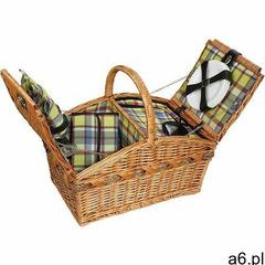 Cilio kosz piknikowy dla 4 os., 51x33x43 cm - ogłoszenia A6.pl