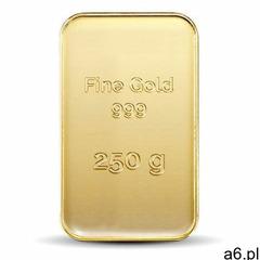 250 g sztabka złota niesortowana - wysyłka 24 h - ogłoszenia A6.pl