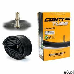 Continental Dętka compact 24'' x 1,25'' - 1,75'' wentyl auto 40 mm - ogłoszenia A6.pl