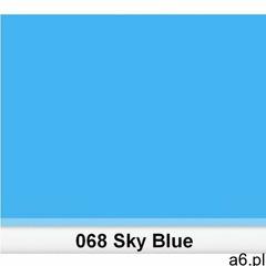 Lee 068 sky blue filtr barwny folia - arkusz 50 x 60 cm - ogłoszenia A6.pl