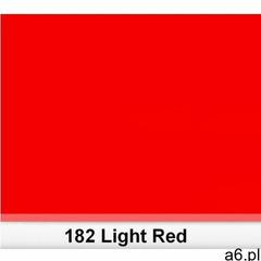 Lee 182 light red filtr barwny folia - arkusz 50 x 60 cm - ogłoszenia A6.pl