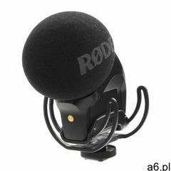 Rode Stereo VideoMic Pro Rycote mikrofon do kamery - ogłoszenia A6.pl