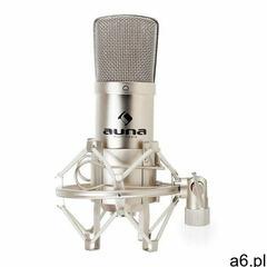 Auna CM001S profesjonalny,studyjny mikrofon pojemnościowy - ogłoszenia A6.pl