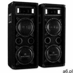 """Malone Pw-65x22 para 3-drożnych głośników 2x16cm (6,5"""") 2x300w rms - ogłoszenia A6.pl"""