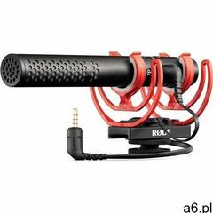 videomic ntg mikrofon do kamery mono, z usb, uchwyt elastyczny sm7-r marki Rode - ogłoszenia A6.pl