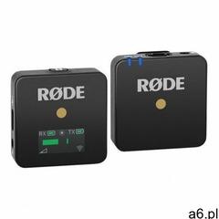 Rode Wireless GO Ultra-kompaktowy cyfrowy system bezprzewodowy,transmisja2.4Ghz - ogłoszenia A6.pl