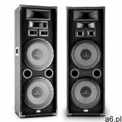 """Pa-2200 fullrange zestaw 2 kolumn nagłośnieniowych 2x12"""" 2000w maks. marki Auna - ogłoszenia A6.pl"""