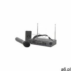Bezprzewodowy zestaw mikrofonów 171.810 vhf sluchawka marki Qtx - ogłoszenia A6.pl
