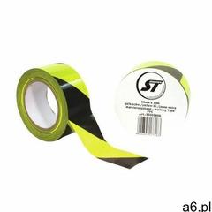 3000580k marking tape pvc yellow/black - taśma klejąca ostrzegawcza - żółto-czarna marki Gaffa - ogłoszenia A6.pl