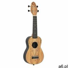 Ortega K3-SPM Keiki Spalted Maple ukulele sopranowe, zestaw - ogłoszenia A6.pl