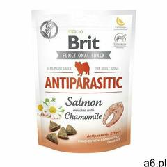 Brit care dog functional snack antiparasitic 150 g przysmaki przeciw pasożytom dla psów - darmowa do - ogłoszenia A6.pl