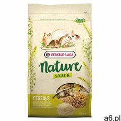 Versele-laga snack nature cereals - prażone zboża, owoce i warzywa 2 kg - darmowa dostawa od 95 zł! - ogłoszenia A6.pl