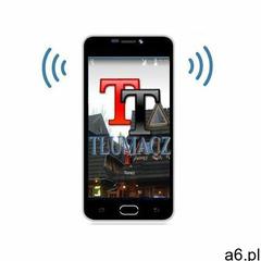 Profesjonalny Tłumacz Mowy (105-języczny!!) + Słownik + Smartfon + Aplik. Podróżnicze &# - ogłoszenia A6.pl